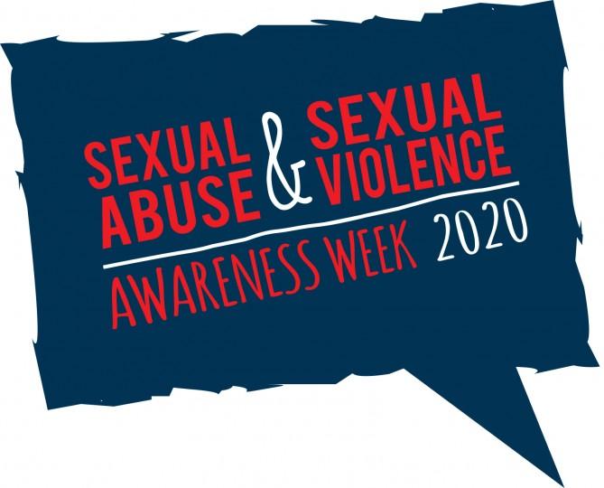 Sexual Abuse Awareness Week 2020 Logo